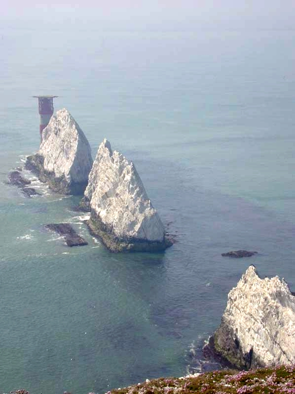 The Chalk Formation Needles